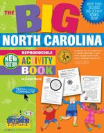 The Big North Carolina Reproducible Activity Book-New Version