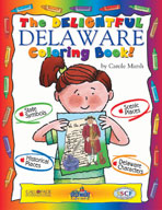 The Dynamite Delaware Coloring Book!