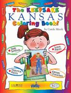 The Keepsake Kansas Coloring Book