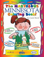 The Marvelous Minnesota Coloring Book!