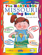 The Marvelous Missouri Coloring Book!