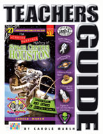 The Mission Possible Mystery at Space Center Houston Teacher's Guide