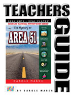 The Mystery at Area 51 Teacher's Guide