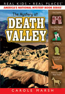 The Mystery at Death Valley