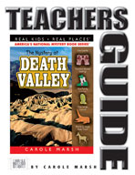 The Mystery at Death Valley Teacher's Guide