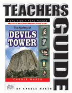 The Mystery at Devils Tower Teacher's Guide