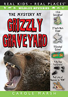 The Mystery at Grizzly Graveyard (eBook)
