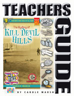 The Mystery at Kill Devil Hills Teacher's Guide