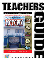 The Mystery at Motown Teacher's Guide