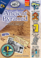 The Mystery at the Ancient Pyramid (Cairo, Egypt)