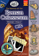 The Mystery at the Roman Colosseum (Rome, Italy)