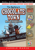 The Mystery in Chocolate Town..Hershey, Pennsylvania