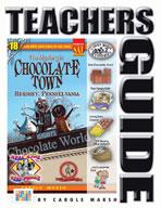 The Mystery in Chocolate Town..Hershey, Pennsylvania Teach