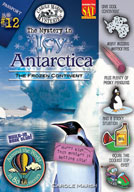 The Mystery in Icy Antarctica (The Frozen Continent)