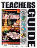 The Mystery in Las Vegas Teacher's Guide