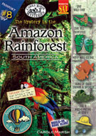 The Mystery in the Amazon Rainforest (South America)
