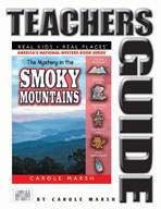 The Mystery in the Smoky Mountains Teacher's Guide