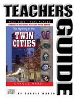 The Mystery in the Twin Cities Teacher's Guide