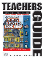 The Mystery of Mimi's Haunted Book Shop Teacher's Guide
