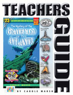 The Mystery of the Graveyard of the Atlantic Teacher's Guide