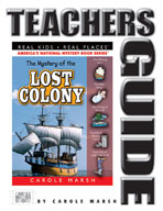 The Mystery of the Lost Colony Teacher's Guide