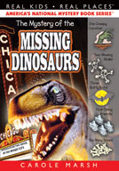 The Mystery of the Missing Dinosaurs