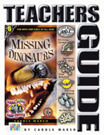 The Mystery of the Missing Dinosaurs Teacher's Guide