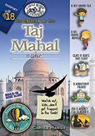 The Mystery of the Taj Mahal (India)  (eBook)