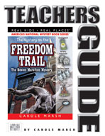 The Mystery on the Freedom Trail Teacher's Guide