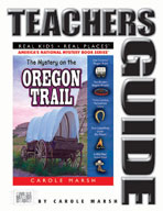 The Mystery on the Oregon Trail Teacher's Guide