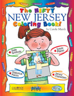 The Nifty New Jersey Coloring Book!