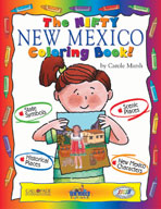 The Nifty New Mexico Coloring Book!