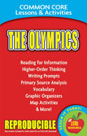 The Olympics - Common Core Lessons and Activities