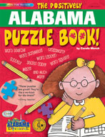 The Positively Alabama Puzzle Book