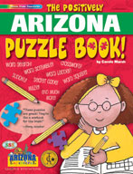 The Positively Arizona Puzzle Book