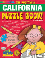 The Positively California Puzzle Book