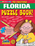 The Positively Florida Puzzle Book