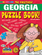 The Positively Georgia Puzzle Book