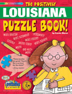 The Positively Louisiana Puzzle Book