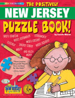 The Positively New Jersey Puzzle Book