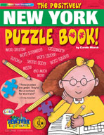 The Positively New York Puzzle Book