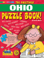 The Positively Ohio Puzzle Book