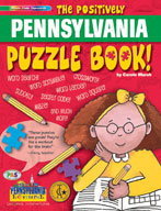 The Positively Pennsylvania Puzzle Book