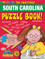 The Positively South Carolina Puzzle Book