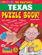 The Positively Texas Puzzle Book