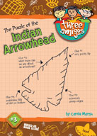 The Puzzle of The Indian Arrowhead