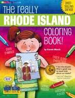 The Really Rhode Island Coloring Book!