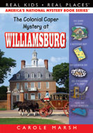 The Secrets Galore Mystery at Historic Williamsburg