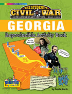 The Student's Civil War Georgia Reproducible Activity Book