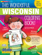 The Wonderful Wisconsin Coloring Book!